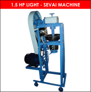1.5HP Light Sevai