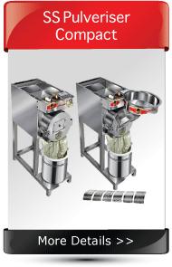 Laxmi SS-Pulveriser-Compact